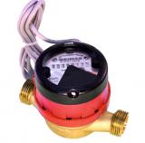 """Счетчик горячей воды """"ВСГД-15-02 (110ММ)"""" с имп. выходом"""