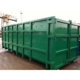 Контейнер металлический для отходов 20 м3