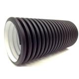 Труба ФД-пласт 110 гофрированная двустенная
