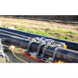 Труба газовая ПЭ 80 SDR 17,6 160х9,1