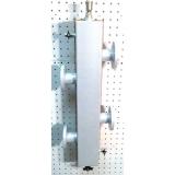 """Гидрострелка Gidruss """"Гидравлический разделитель GRSS-300-65"""" для отопления из нержавеющей стали"""