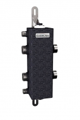 """Гидрострелка Gidruss """"Гидравлический разделитель GR-100-32"""" для отопления GR-100-32 (G 1 1/4'' Ду-32 100 кВт) Артикул: 11 00100 05"""