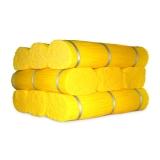 Ворс полипропиленовый для щеток, цвет желтый, 1 мм