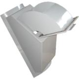 Клапан загрузочный для мусоропровода