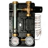 """Насосная группаMeibes«Поколение 8 MK 1"""" с эл.термостатом, ограничителем температуры подачи без насоса»"""