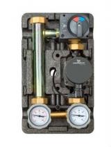 """Насосная группа Meibes «Поколение 8 MK 1"""" с термостатом обратной линии с насосом Wilo RS 25/6»"""