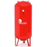 Бак мембранный расширительный Wester WRV750 для отопления