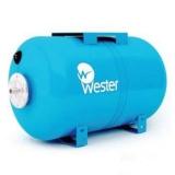 Бак мембранный (гидроаккумулятор) Wester WAO150  горизонтальный для водоснабжения
