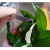 """Ротанг искусственный """"Полоса"""" 7 мм, цвет венге, текстура гладкая"""