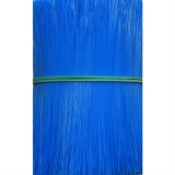 Ворс полипропиленовый для щеток, цвет синий, 1 мм