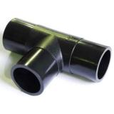 Тройник 110 литой удлинённый ПЭ SDR11