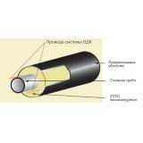 Труба-оболочка ПЭ 110x2,5 для труб с ППУ изоляцией