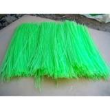 Ворс полипропиленовый для щеток, цвет зеленый, 1 мм