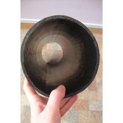 """Труба пэ 132 """"Вентиляционная пластиковая для клапана приточного КИВ-125"""" (70 вторичка/30 первичка)"""