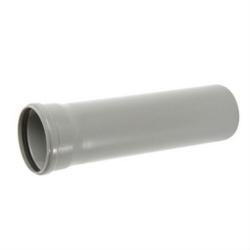 Труба канализационная 110 полипропиленовая 1 м