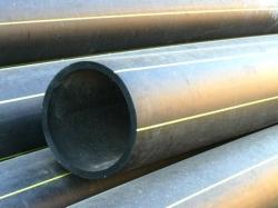 Труба газовая ПЭ 100 SDR 11 110х10