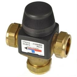 Термостатический смесительный клапан ESBE VTA313 30-70°C CPF22 DN20 kvs 1,5