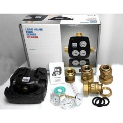 Термостатический смесительный клапан ESBE VTC531 40 kvs 8 RP1 75°C