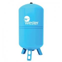 Бак мембранный (гидроаккумулятор) Wester WAV100 для водоснабжения