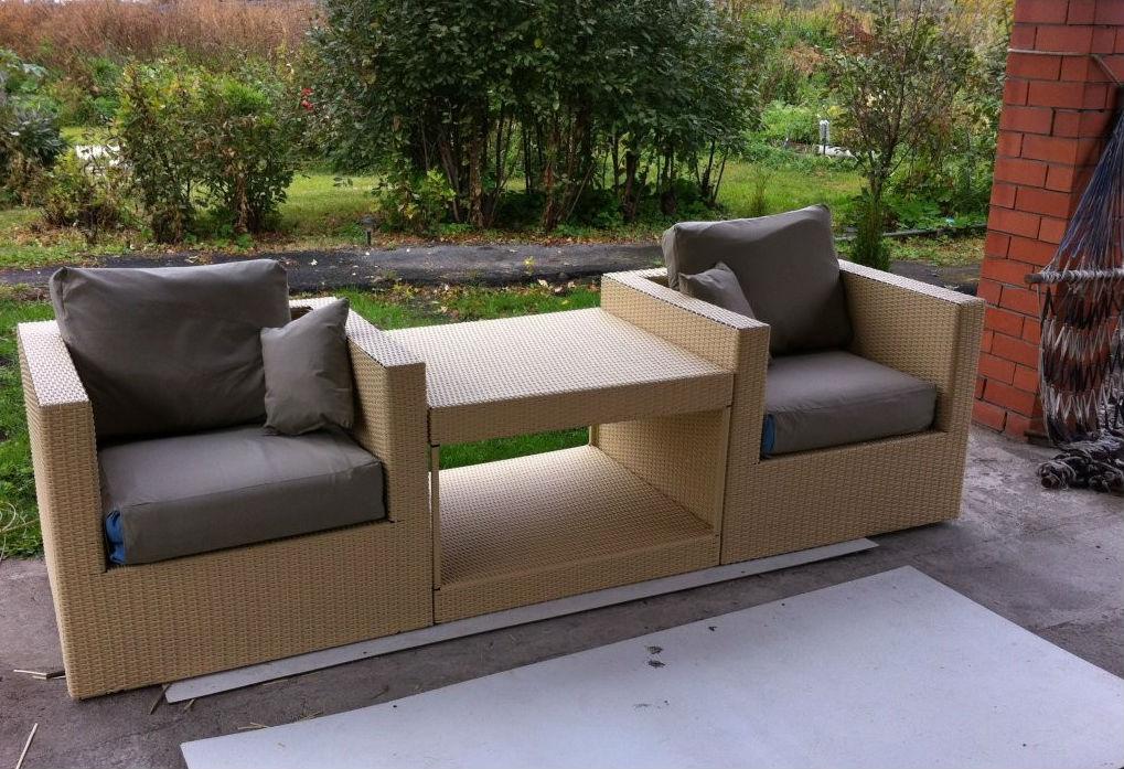 Мебель Из Полиротанга Купить