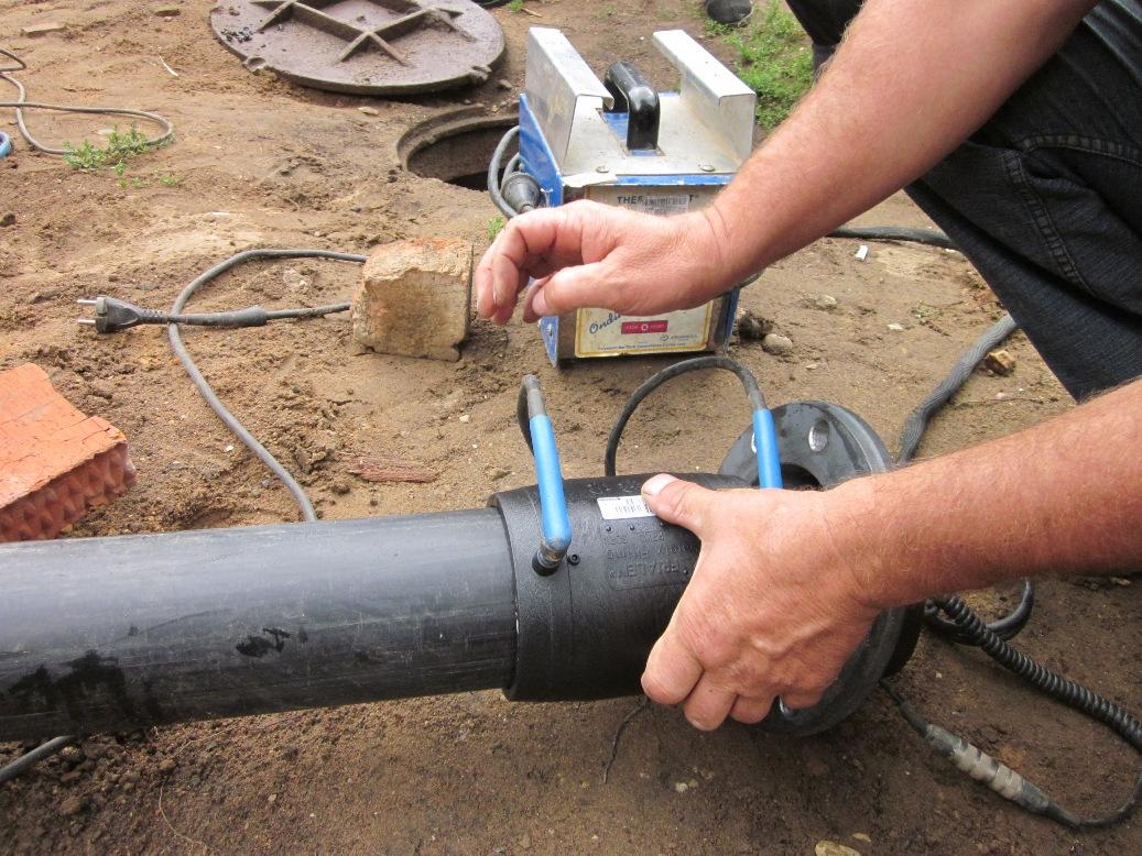 Где применяются газовые трубы ПНД и какие характеристики имеют?